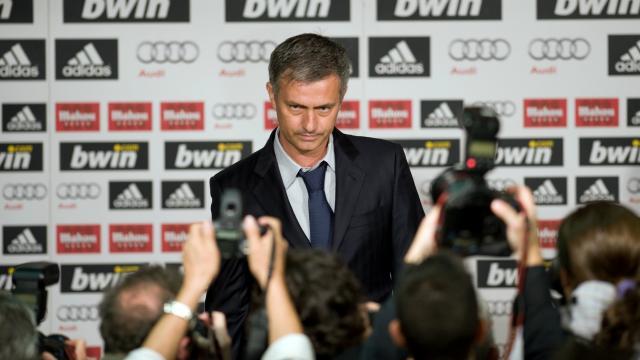 RUMOURS: Real Madrid to make Mourinho swoop - Spain - 08 April ... - sport.net