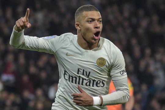 Sports | Ligue 1: Mbappé rapproche Paris du sacre | La Provence - laprovence.com