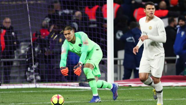 Toulouse-PSG (0-1) : Alphonse Areola avait verrouillé à double ... - goal.com