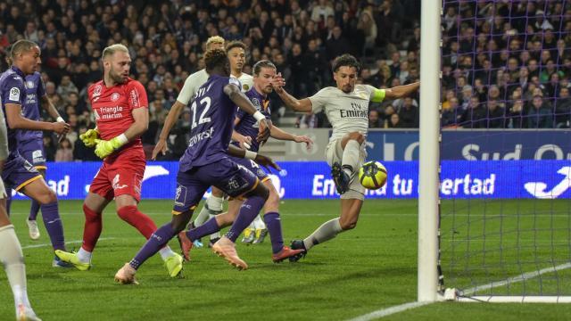Toulouse v PSG résumé du match, 31/03/2019, Ligue 1 | Goal.com - goal.com