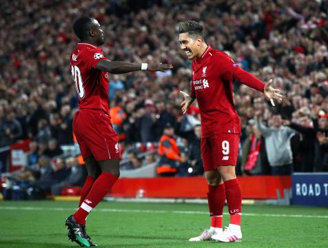 Liverpool 2-0 Porto: Reds take two-goal lead into second leg of ... - gistjunction.com
