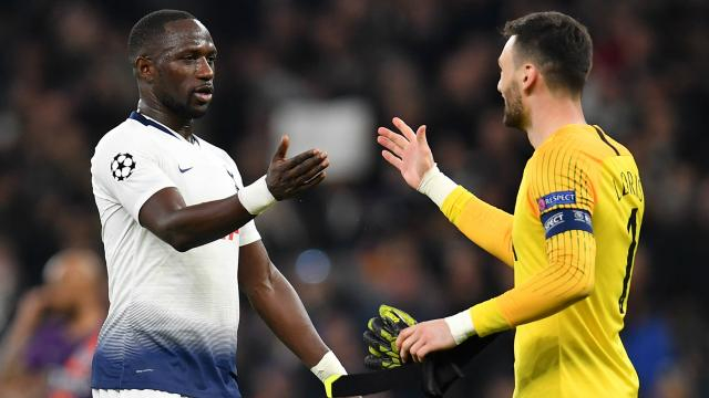 Sergio Aguero penalty: Moussa Sissoko claims Spurs lucky to have ... - goal.com