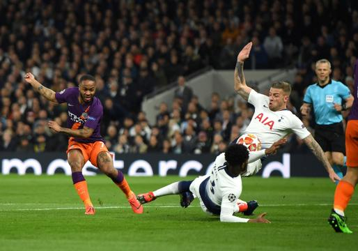 VAR at Tottenham vs Man City: Should the penalty have been awarded ... - standard.co.uk