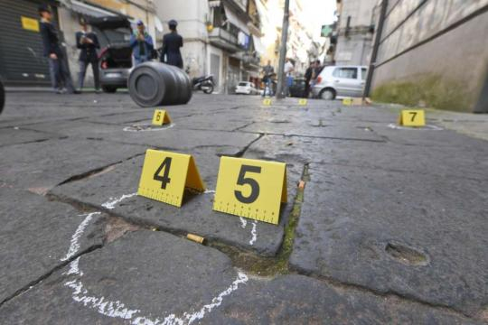 L'agguato ha avuto luogo questa mattina a Milano, intorno alle ore 8.
