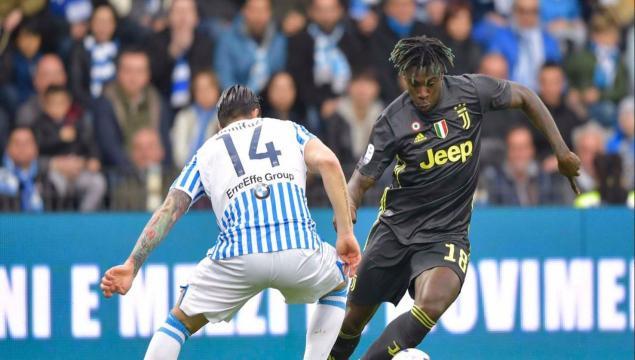Spal-Juventus, 2-1: la sblocca Kean, pareggio di Bonifazi, gol vittoria di Floccari