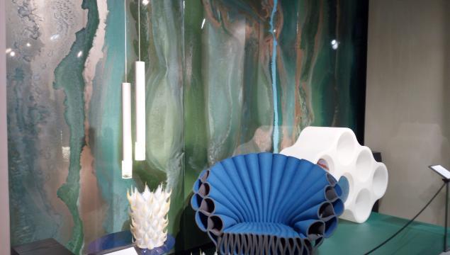 Showroom Gobbetto allestimento per il Fuorisalone