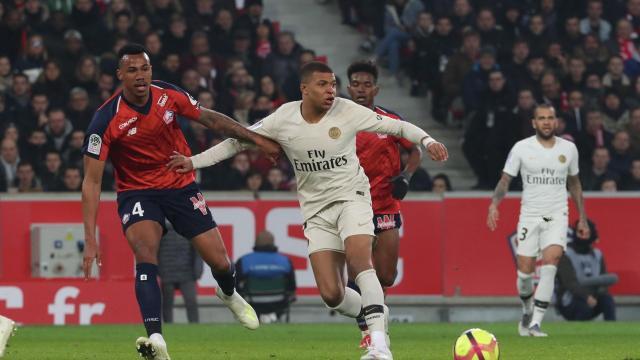 32e journée de Ligue 1 : humilié à Lille, le PSG repousse à nouveau son sacre - 2