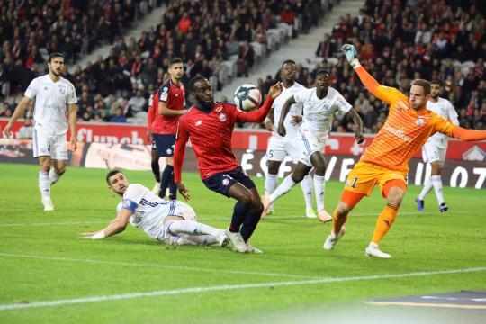 32e journée de Ligue 1 : Paris va défier le LOSC pour le titre - 6