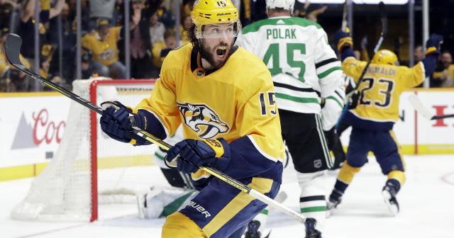 Preds y Stars están 1-1 en su serie. www.detroitnews.com