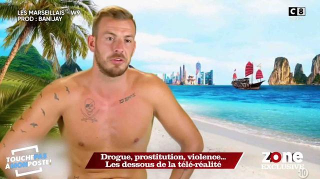 Selon TPMP, Julien Bert accusé de trafic de drogue ! - NextPLZ - nextplz.fr