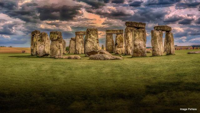 Stonehenge is an ancient monument close to the city of Salisbury in Wiltshire, England. [Image PxHere]