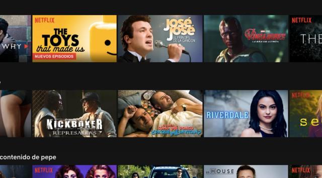 Así es como puedes pedir series y películas que no están en Netflix - com.mx