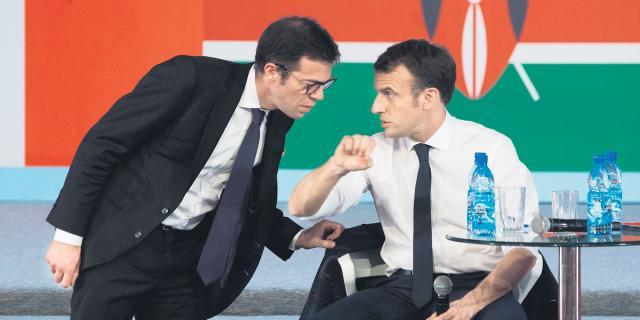 Emmanuel Macron : dans les coulisses de la cellule diplomatique de ... - lejdd.fr
