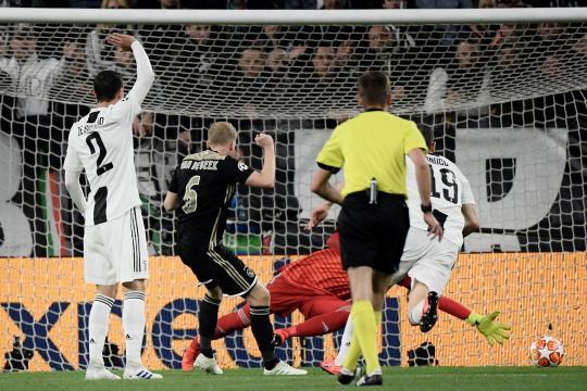 La Juve estuvo apagada en los dos juegos vs la Juve. www.gistjunction.com