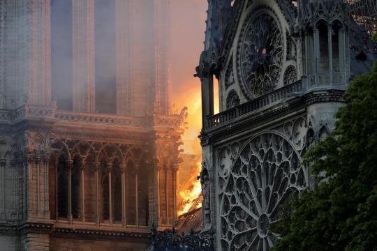 Notre Dame incendio cause | Cosa ha scatenato le fiamme - tpi.it