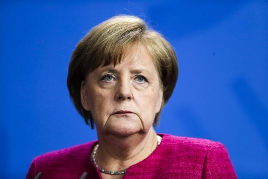 Angela Merkel, cancelliere federale della Germania.