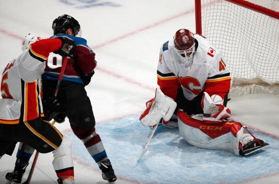 Los Flames están a una derrota de ser eliminados de los playoffs. www.nris.com
