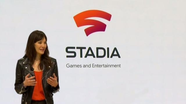 Présentation du Stadia Games and Entertainment