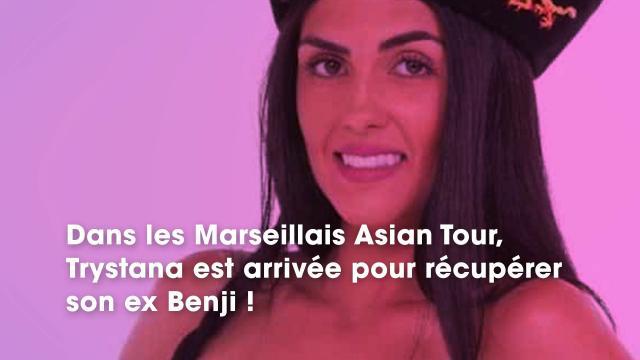 Trystana pas sincère avec Benjamin dans Les Marseillais ? Carla et ... - dailymotion.com