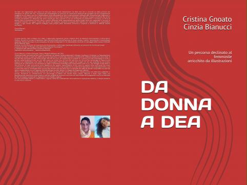 Copertina del libro Da donna a Dea, un percorso declinato al femminile