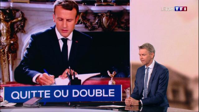 Grand débat : Emmanuel Macron parlera jeudi - LCI - lci.fr