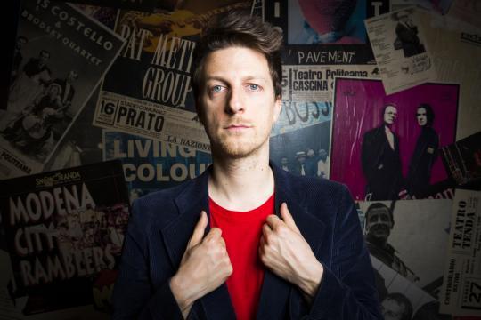 Hugolini presenta il nuovo singolo Buonamore