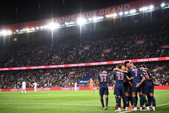Le PSG bat Monaco (3-1), triplé pour Mbappé, Neymar a rejoué ... - eurosport.fr