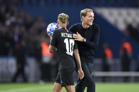 Paris SG : Tuchel attend «une réaction» et espère Neymar face à ... - lefigaro.fr