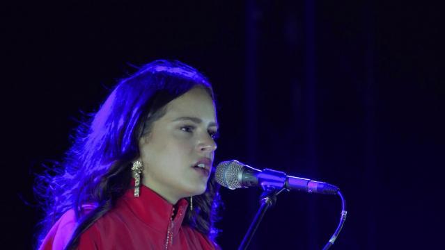 Rosalía estará este mes de julio en el Somerset House Summer Series