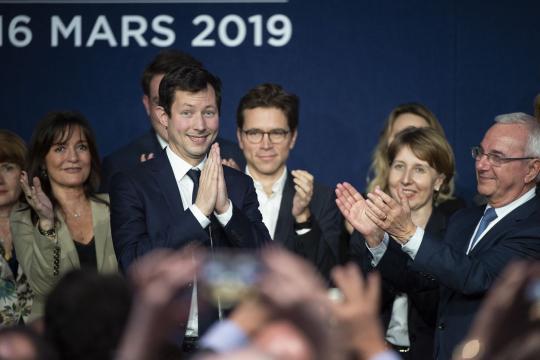Européennes : François-Xavier Bellamy choisit Geoffroy Didier pour ... - lefigaro.fr