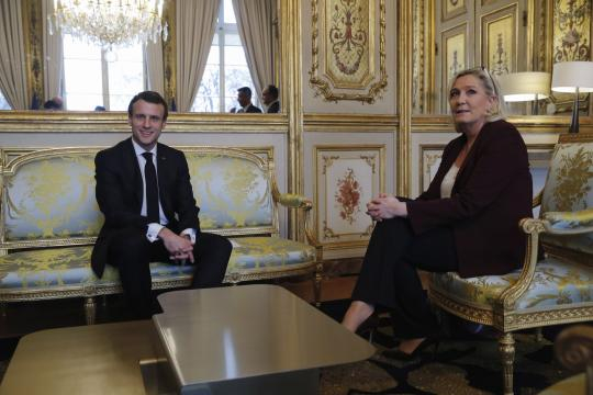 Européennes : LREM et le RN au coude-à-coude, LR frémit - lefigaro.fr