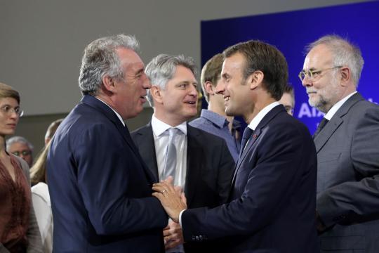 Européennes : une liste LaREM/MoDem en tête, selon un sondage - lefigaro.fr