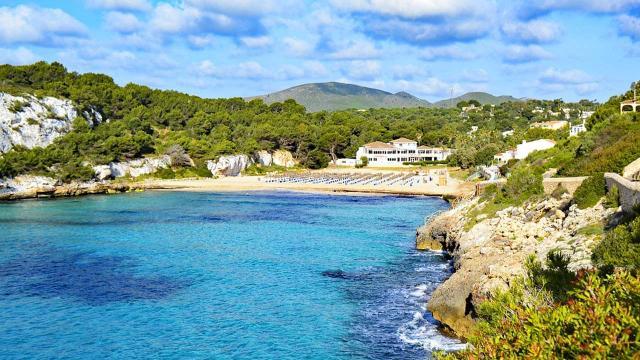 Playa Romantica, Mallorca, Balearic Islands, Spain. [Image Max Pixel]