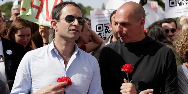 Le Grec Yanis Varoufakis est