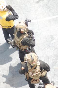 La FUGNE dispone del mejor equipo y entrenamiento para misiones especiales en la mar