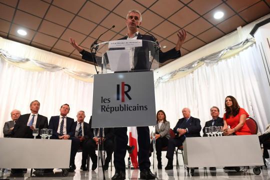 Les Républicains peinent à séduire les Français - lefigaro.fr