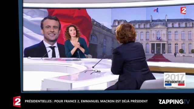 Présidentielle 2017 : Emmanuel Macron déjà président selon France ... - dailymotion.com