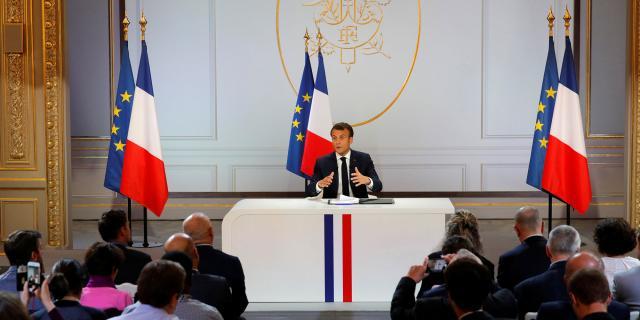 Démocratie, Etat, retraites : l'essentiel des premières annonces d'Emmanuel Macron