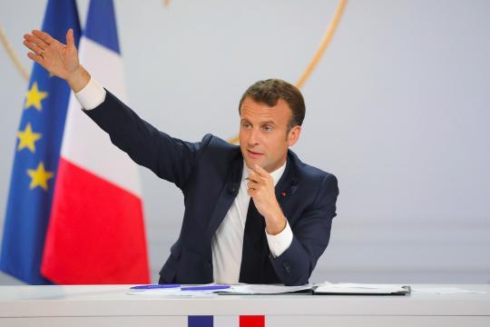 Les mesures annoncées par Macron lors de sa conférence de presse - parismatch.com