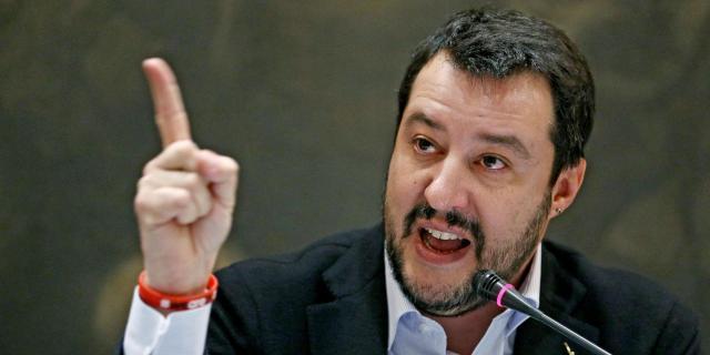 Salvini: immmigrazione in calo