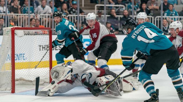 Los Sharks siguen inspirados en los playoff, tras su victoria épica en juego 7 vs Vegaswww.nbcsports.com