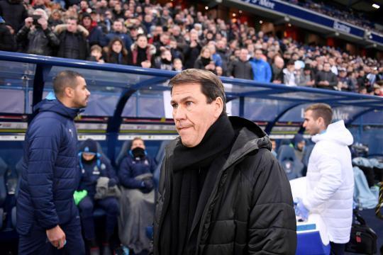 Pour Garcia, «le projet de l'OM ne s'arrête pas à une saison ... - lefigaro.fr