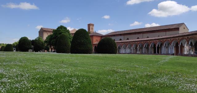 Cimitero monumentale della Certosa di Ferrara