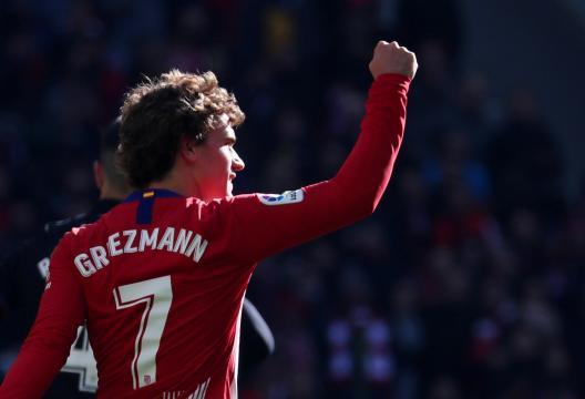 Grâce à Griezmann, l'Atlético recolle au Barça - Espagne ... - lefigaro.fr