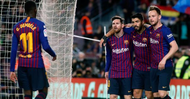 Liga – 27e journée] Le Barça enchaîne, les clubs de Madrid suivent ... - winnerfabric.fr