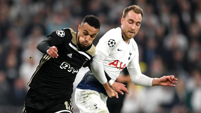 Ligue des Champions : Tottenham cale contre l'Ajax, Liverpool coule à Barcelone - 1