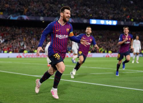 Ligue des Champions : Tottenham cale contre l'Ajax, Liverpool coule à Barcelone