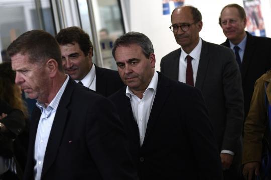 Bertrand: «On n'a peut-être plus grand-chose à faire ensemble» avec LR - lefigaro.fr