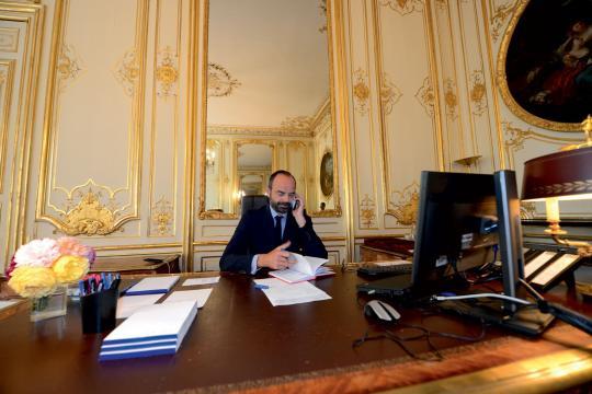 Edouard Philippe, un bobo de droite à Matignon - parismatch.com