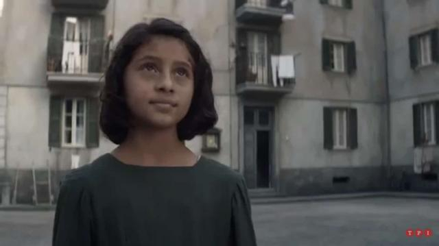 Ludovica Nasti in una scena de l'amica geniale